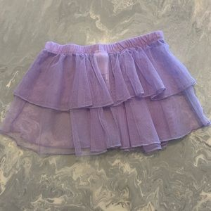 Toddler Dance Skirt NWOT